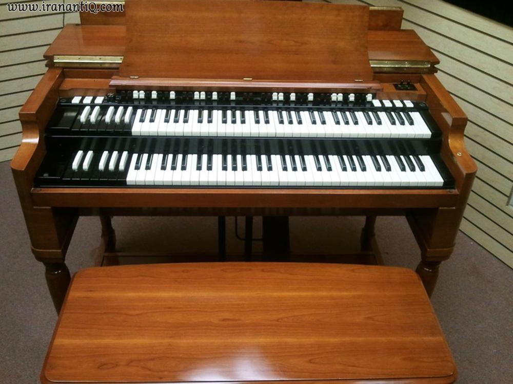 ارگ هموند / Hammond Organ