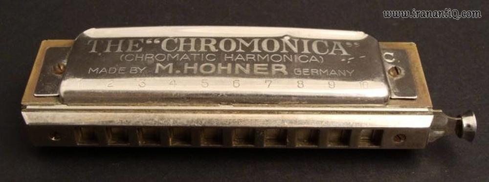 ساز دهنی کروماتیک ، ساخت آلمان