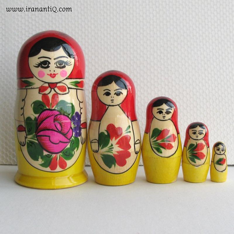 ماتروشکا ، عروسک سنتی روسیه