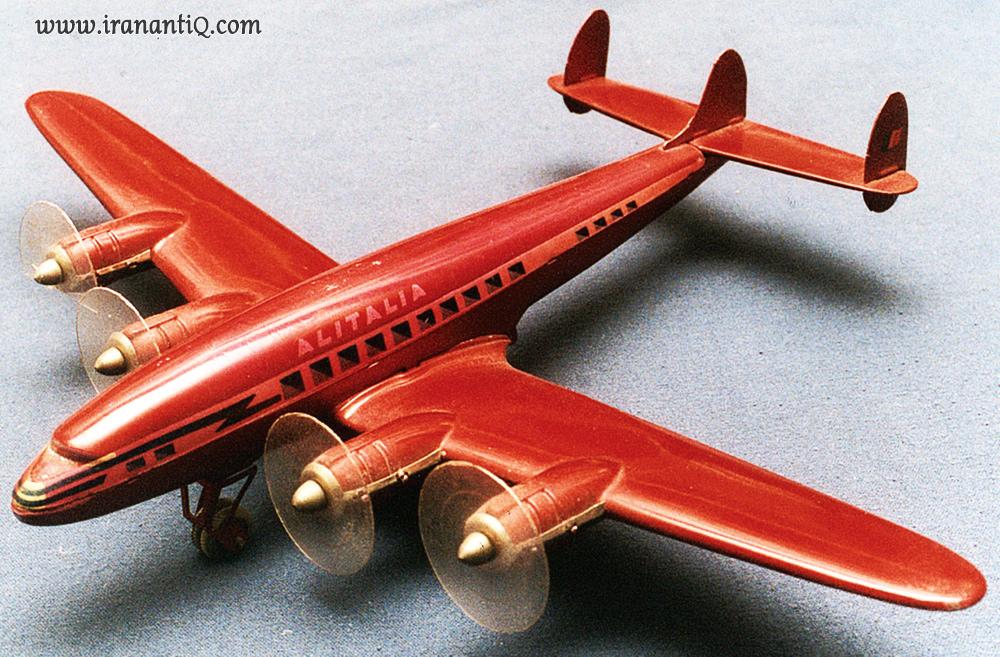 هواپیمای اسباب بازی