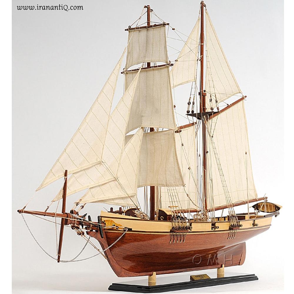ماکت قدیمی کشتی
