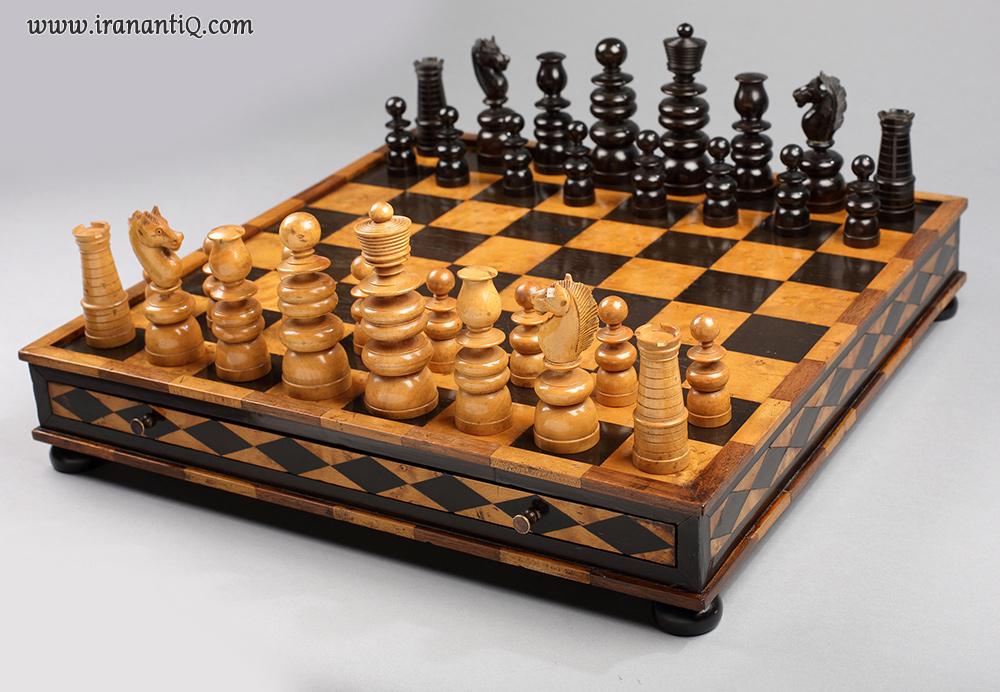 شطرنج فرانسوی ، 1810 میلادی