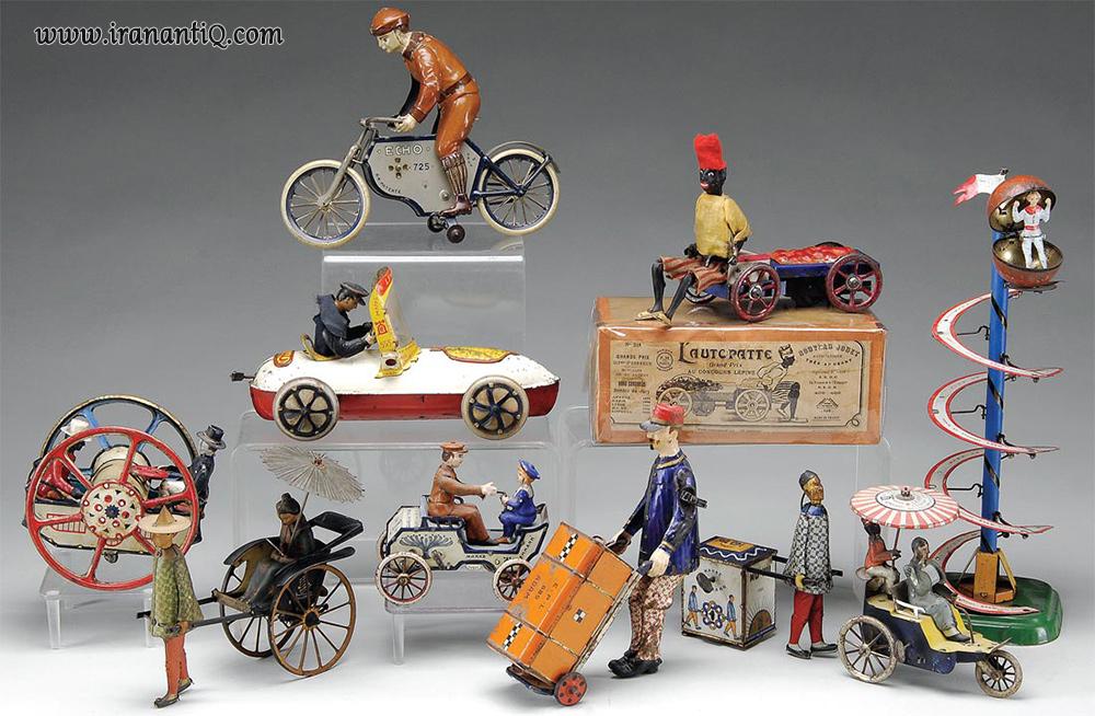 اسباب بازی های مکانیکی