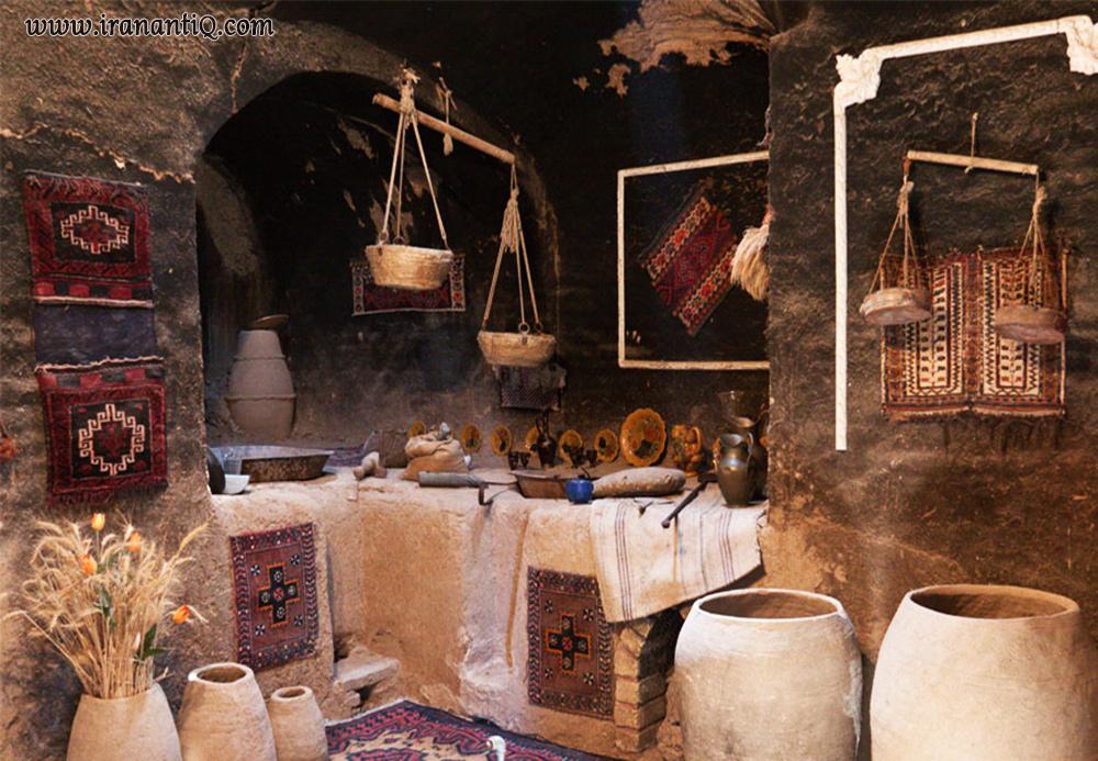آشپزخانه قدیمی یا همان مطبخ