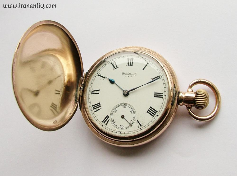 ساعت طلای والتهم مربوط به سال 1919