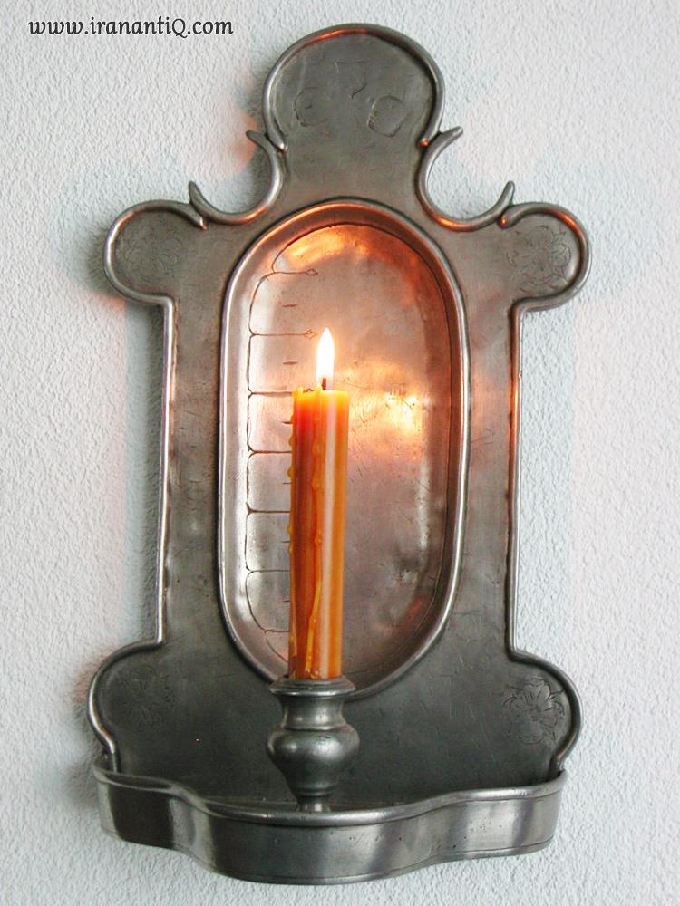 ساعت شمعی