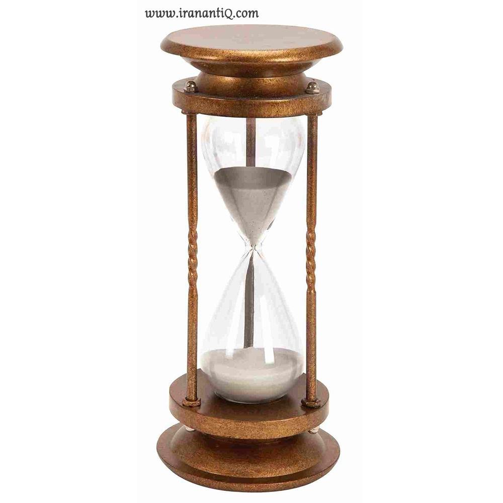 ساعت شنی از جنس فلز