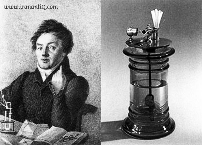 یوهان ولفگانگ دوبرینر و فندکی که اختراع کرد