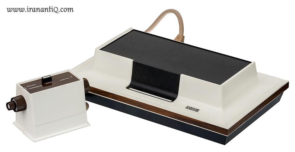 کنسول بازی مگناوکس ادیسه / Magnavox Odyssey