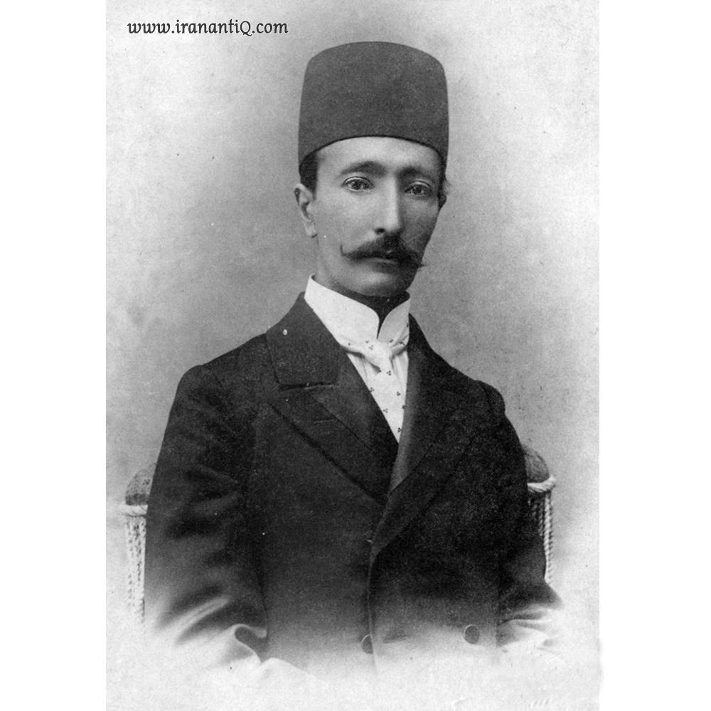 میرزا ابراهیم خان عکاس باشی