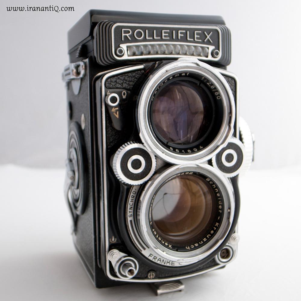 دوربین دو لنز انعکاسی (TLR)