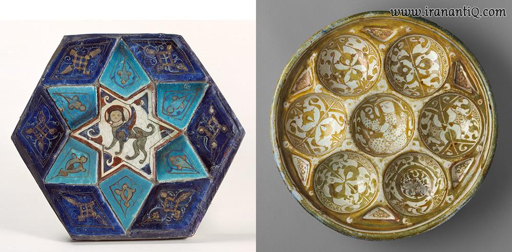 seljuk persian design