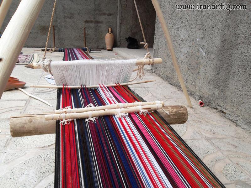 Jajym Weaving Machine ، دستگاه جاجیم بافی