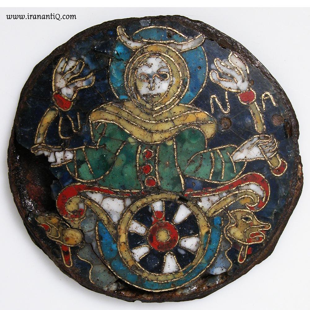 مینا کاری لیموژ ، 1350-1100 میلادی ، موزه متروپولیتن