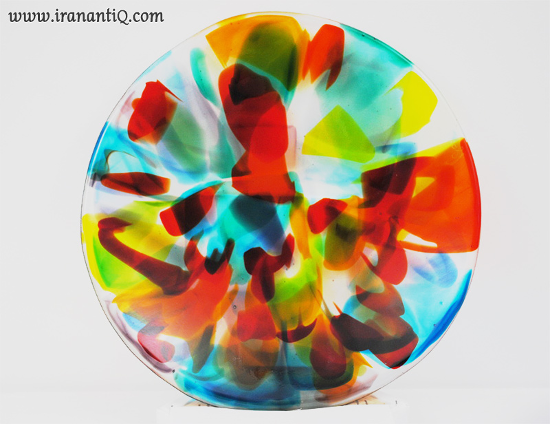 glass fusion همجوشانی شیشه