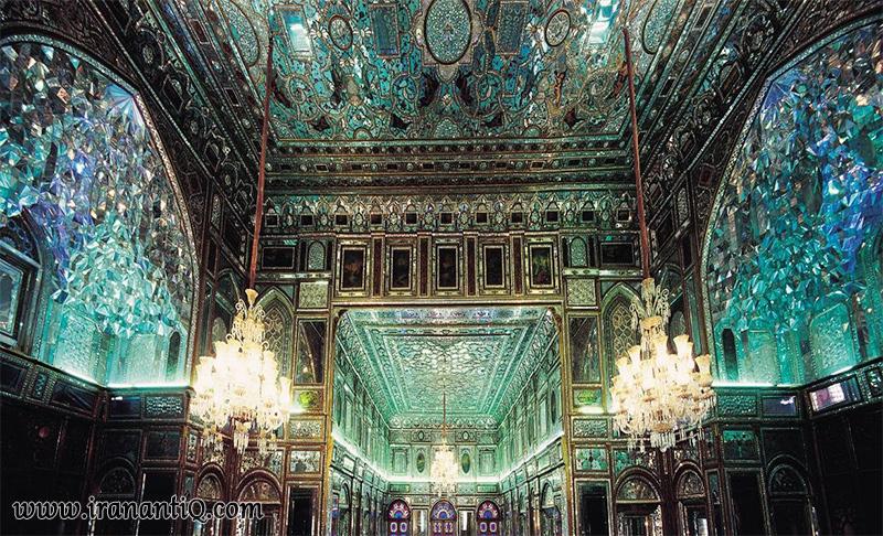 golestan palace Qajar dynasty period