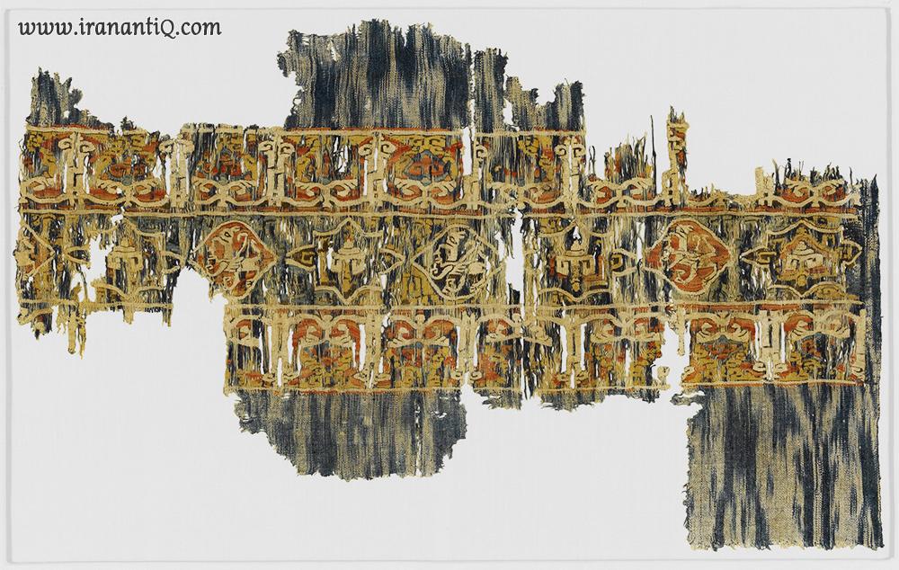 ایکات ، مربوط به مصر - اواسط قرن یازدهم