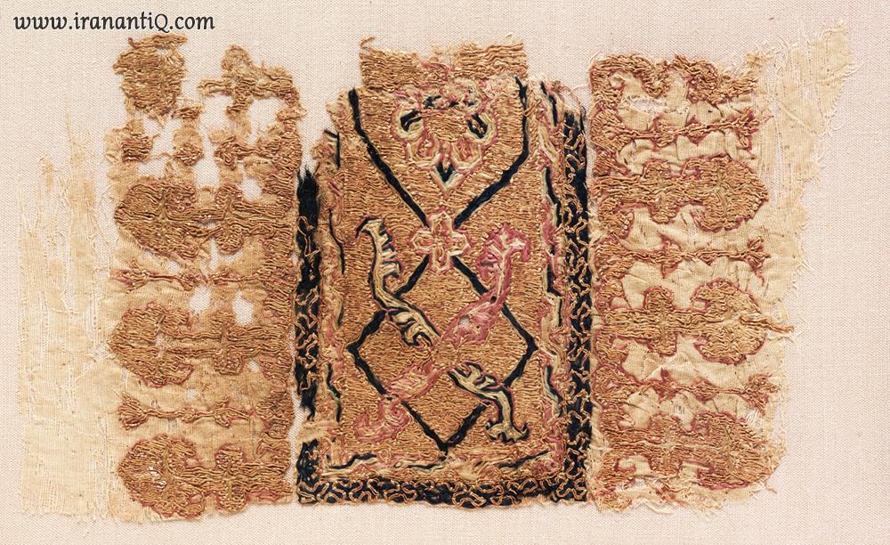 رودوزی مربوط به دوره سلجوفی ، قرن دوازدهم