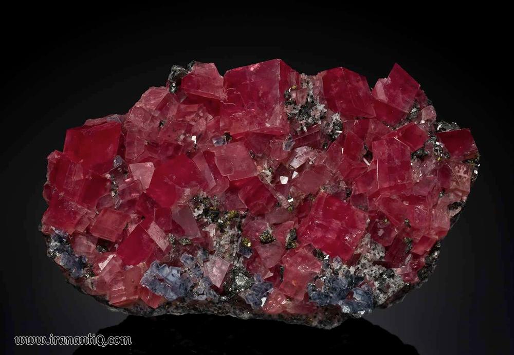 سنگ رودوکروزیت - Rhodochrosite