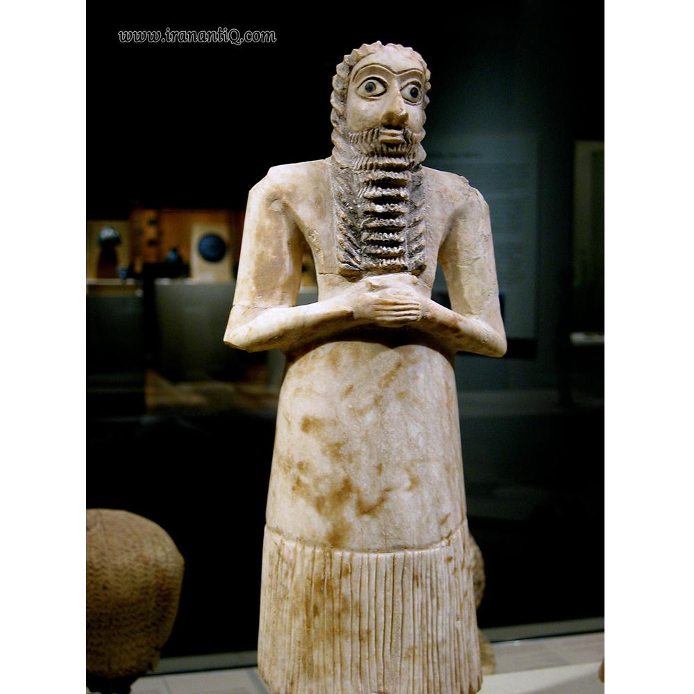 سر مرد - تل اسمر - حدود 4500 سال پیش