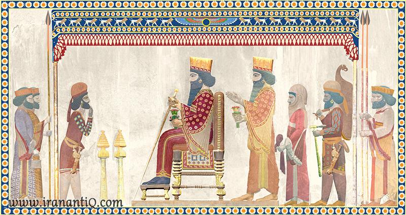 persian achaemenid empire clothes 5-4th bc