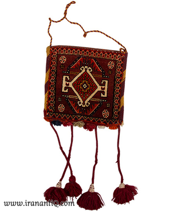 چنته بافی - chante persian traditional bag