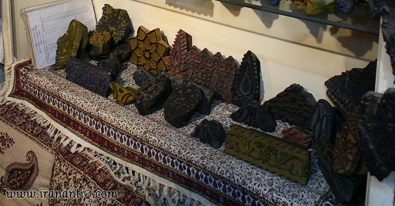 Chape Qalamkar ، انواع قالب چاپ قلمکار