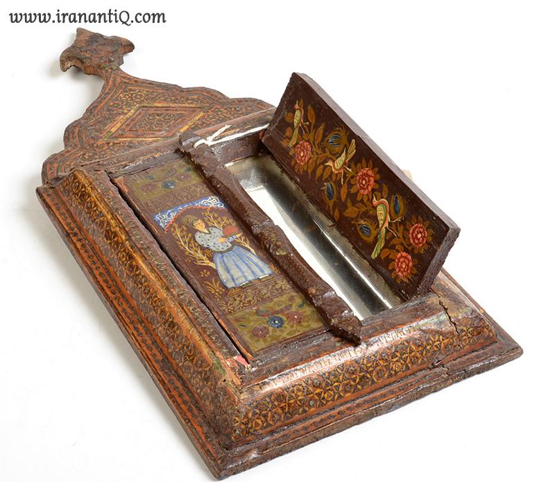 Persian Antiques Inlay - خاتم کاری قدیمی