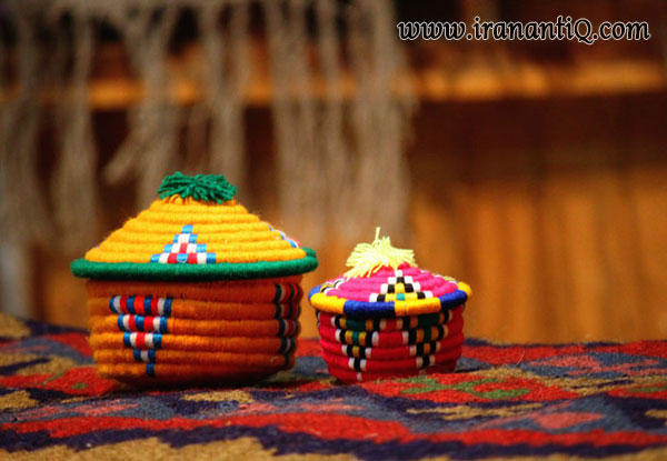 کپو بافی ، حصیر بافی ، کپو , persian handicraft