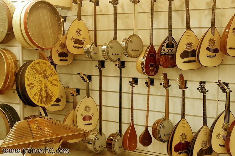 persian musical instrument - سازهای ایرانی