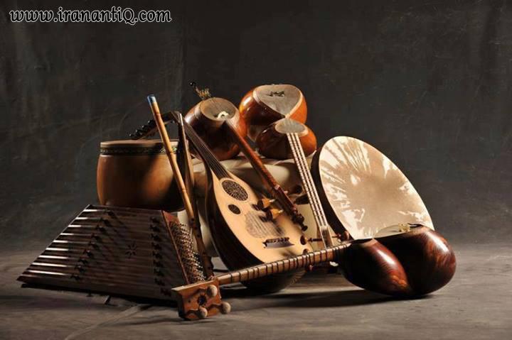 iran musical instrument - ساز ایرانی