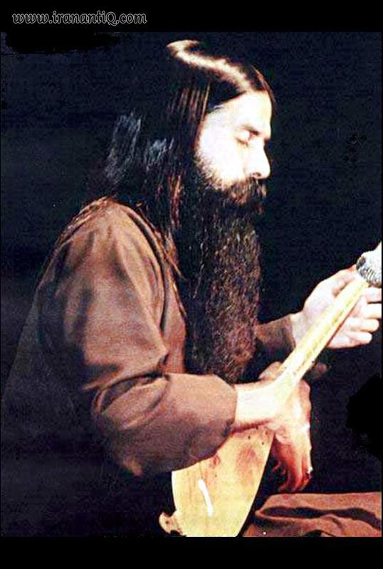 سید خلیل عالی نژاد ، نوازنده تنبور