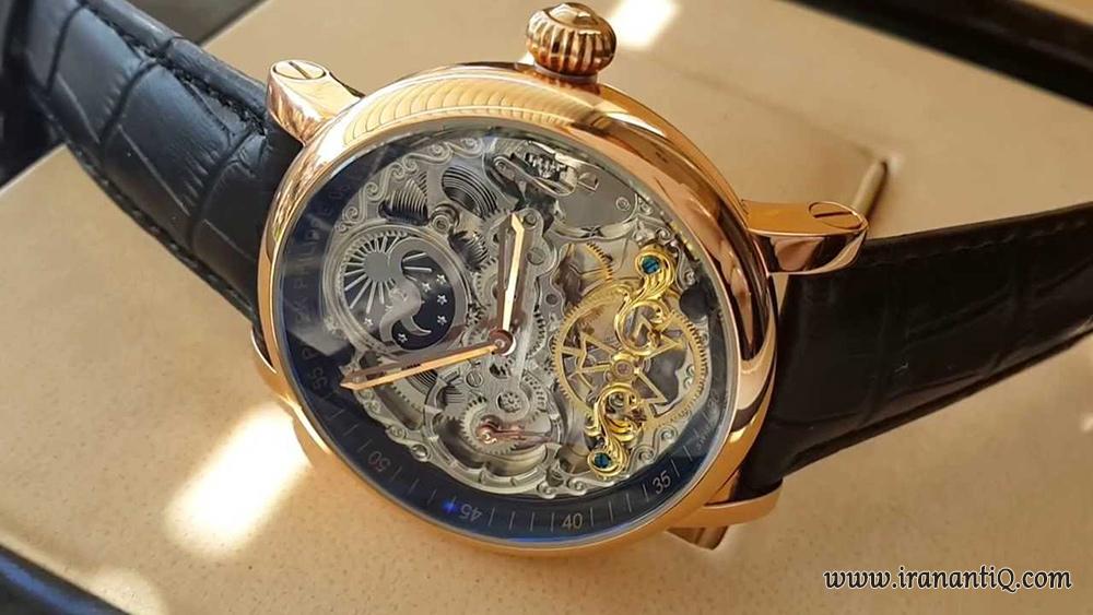 ساعت Skeleton برند