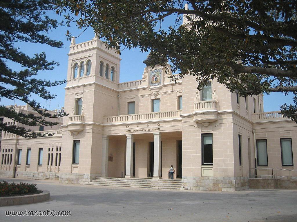 موزه مارک آلیکانته اسپانیا