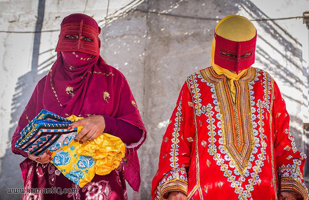 برقع ، روپوش سنتی زنان روستایی
