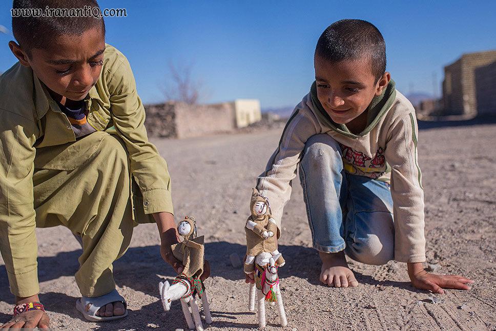 عروسک سنتی و محلی ایران