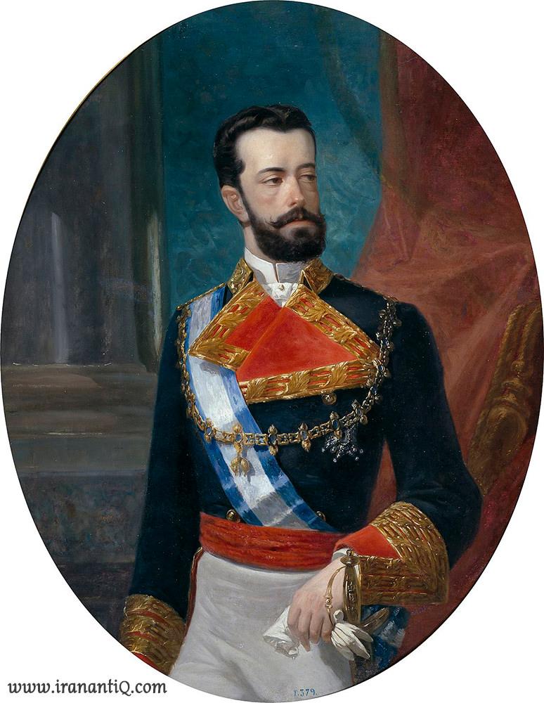 آمادئوی اول پادشاه اسپانیا