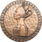مدال برنز سازمان جهانی زنان 1355
